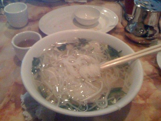 Pho Nhu Vu: Delicious Chicken Pho
