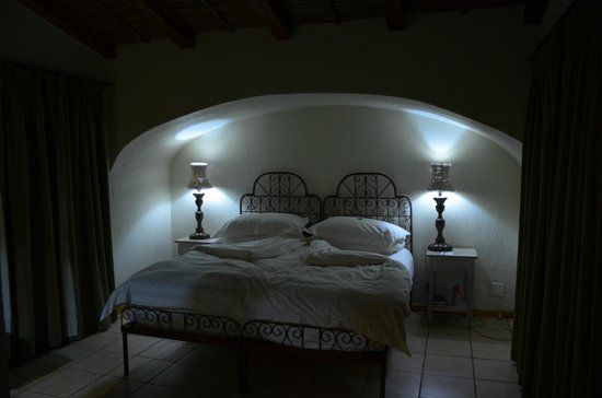 Casa do Sol: bedroom