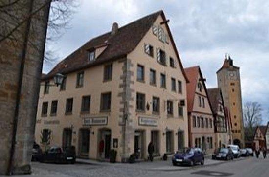 Hotel Klosterstueble: Hotel
