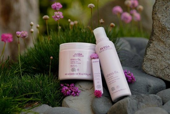 Overleaf Spa: Aveda Stress-Fix
