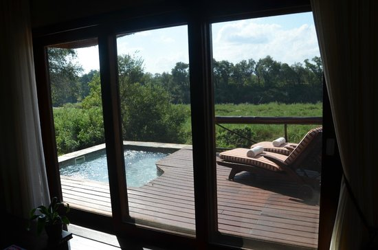Lion Sands - Tinga Lodge: room
