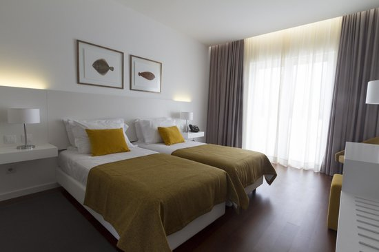 Hotel Vila d'Obidos: Quarto Vista Piscina