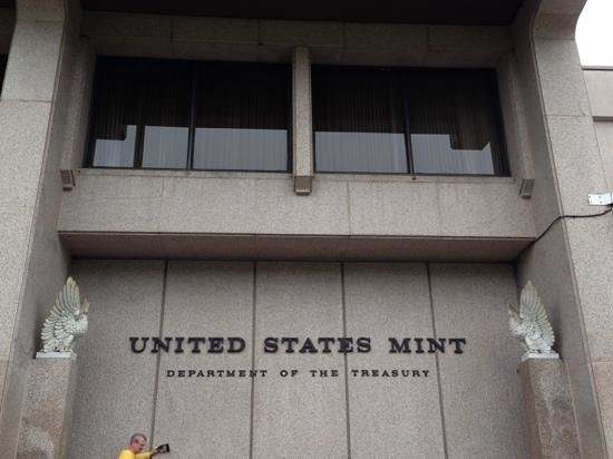 Media (PA) United States  city photo : United States mint, PA Picture of United States Mint, Philadelphia ...