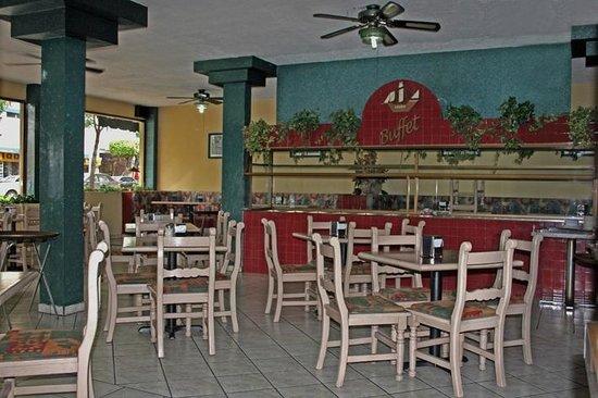 Hotel Colon Express: Restaurant