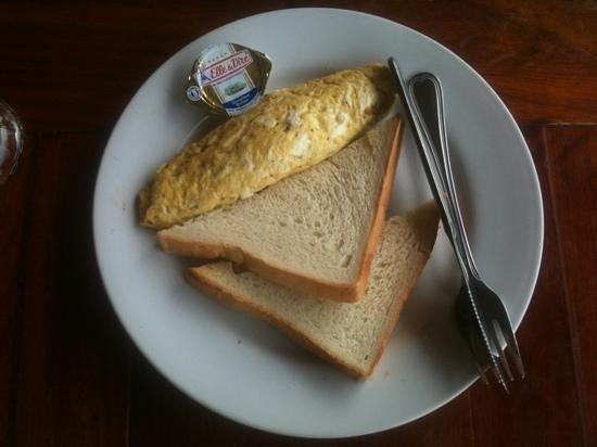 Saravoan-Kep Hotel: Breakfast