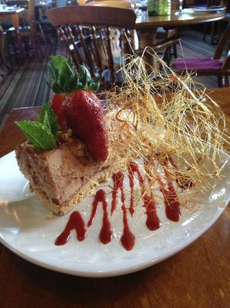 Plough Inn: delicious homemade food