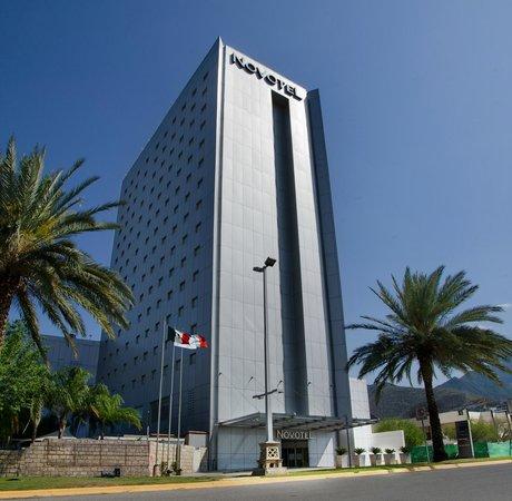 Novotel Monterrey Valle: Facade
