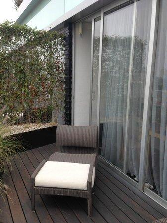 Las Alcobas Mexico DF : Balcony