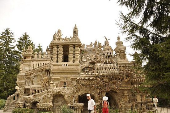 Hauterives, France: Palais Ideal