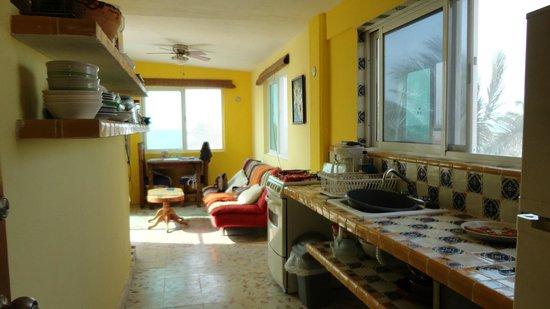 Casa Rosa : Kitchen