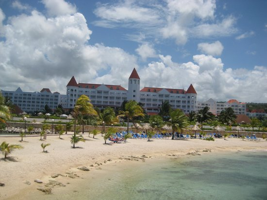 Grand Bahia Principe Jamaica: Regular beach