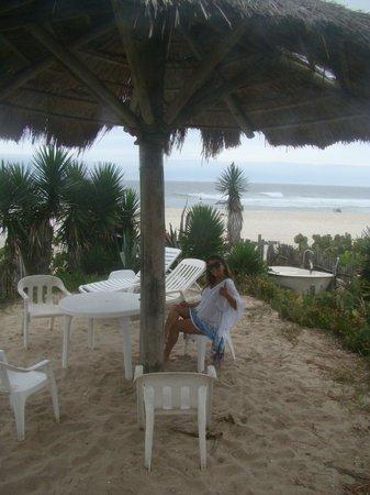 Pousada Itauna Inn: deck