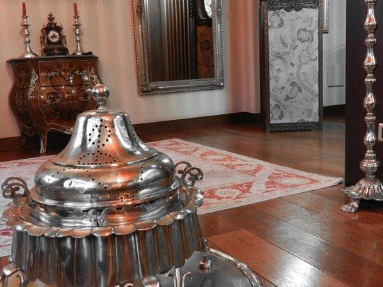 Burckin Suites Hotel: Lobby