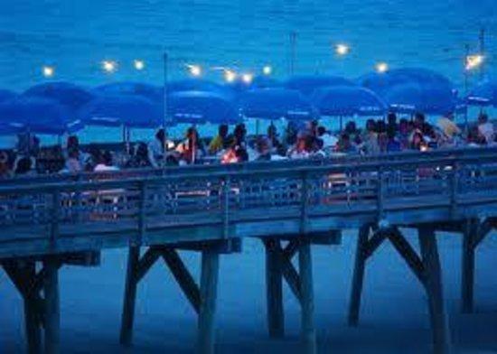 Oceanic Oceanfront Dining Pier