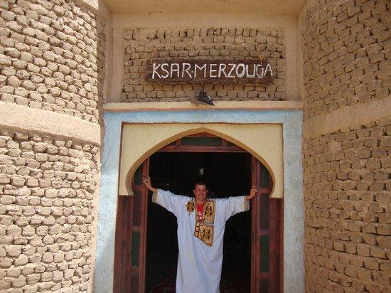 Hotel Ksar Merzouga : Propriétaire sympatique