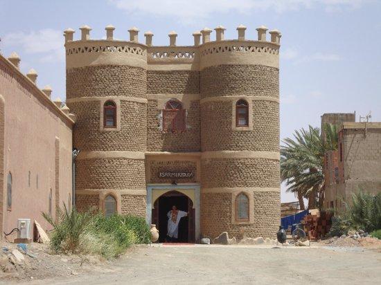 Hotel Ksar Merzouga : Entrée principale