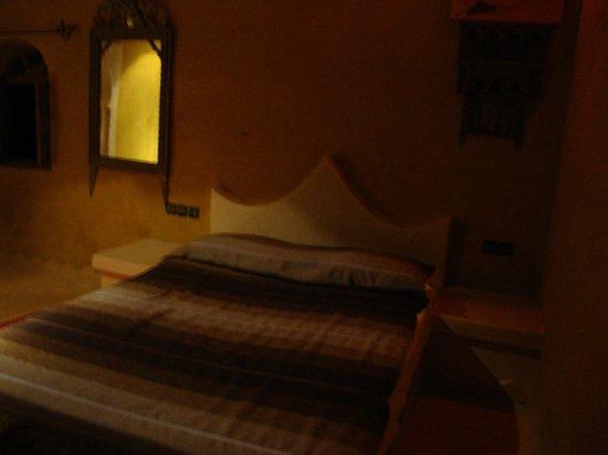 Hotel Ksar Merzouga: chambre