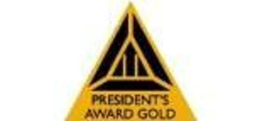 Country Inn & Suites by Radisson, Lancaster (Amish Country), PA : This hotel is a proud recipient of the 2006 - 2013 President's Gold Award.