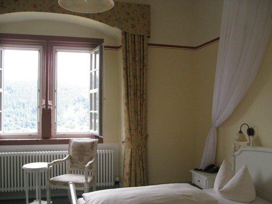 Schlosshotel Hirschhorn: The Room