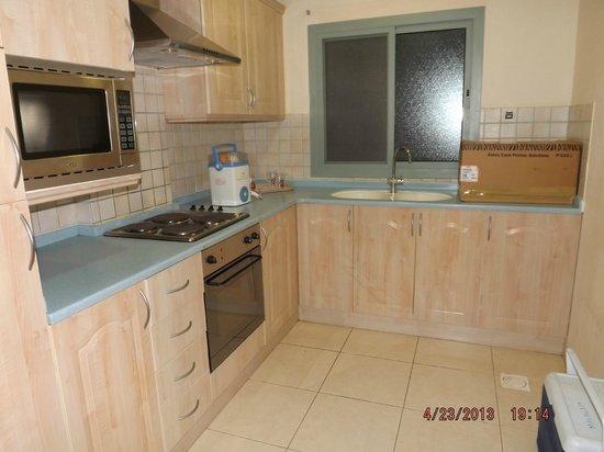 Ramee Palace Hotel : Kitchen