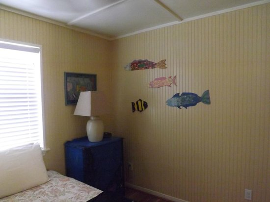 The Cottages at Seashell Village: more of the bedroom