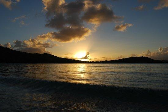 Gibney Beach Villas Sunset At