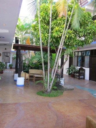 Hotel Ribera del Mar: área recreativa