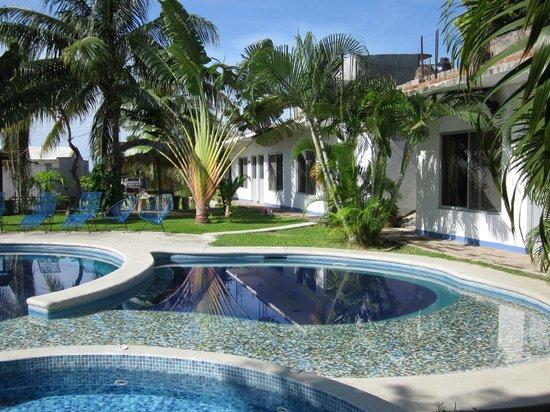 Hotel Ribera del Mar: chapoteadero