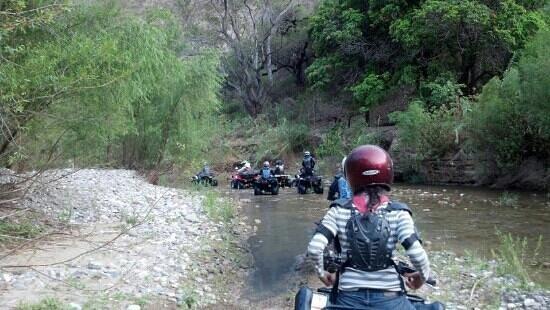 Descubre Turismo Alternativo - Day Tours : cuatrimotos Sierra Gorda