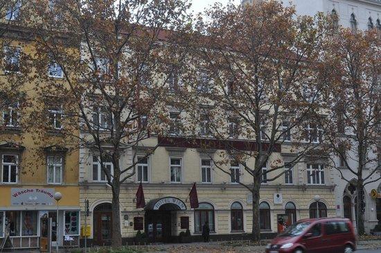โรงแรมออสเตรียคลาสสิคเวียน: Austria Classic Hotel Wien - fachada