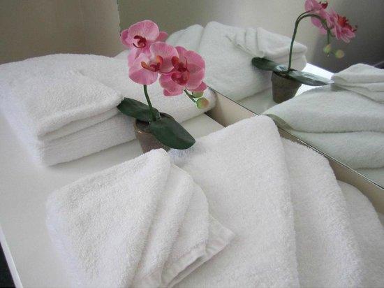 Camellia Court Motel : Bedroom