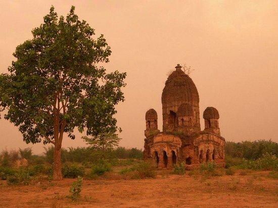 Purulia, India: Garhpanchkot ruins