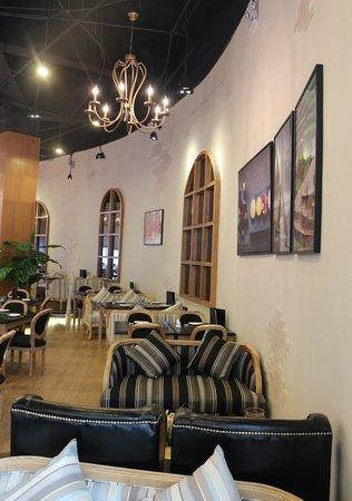 Spring Lounge Restaurant Hiaya Mega Mall