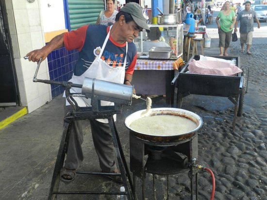 Vallarta Food Tours: Best churro in the whole wide world