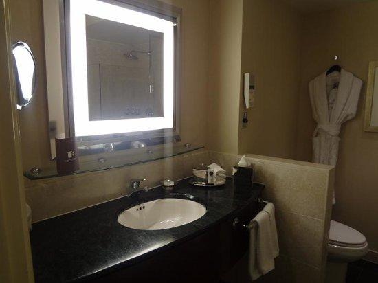 Sofitel Washington DC: Banheiro