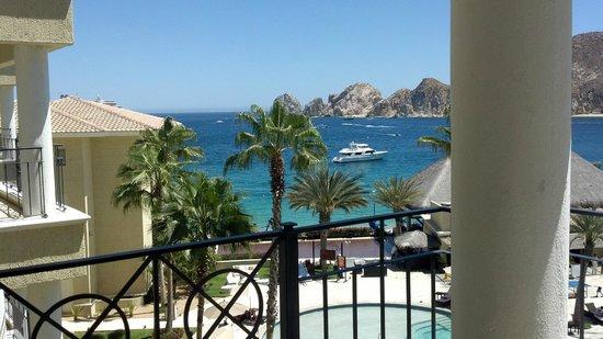 Casa Dorada Los Cabos Resort & Spa : View from the 5th floor.