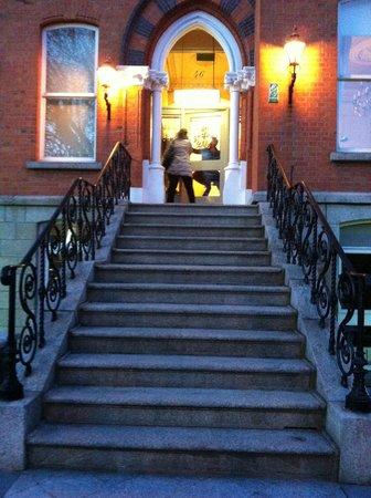 Roxford Lodge Hotel: entrance