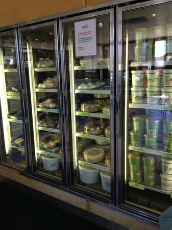 Amato Gelato: Take away selection
