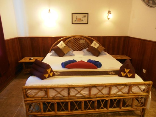Firefly Guesthouse- The Berlin Angkor : Deluxe double