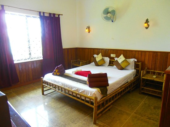 Firefly Guesthouse- The Berlin Angkor: Deluxe double