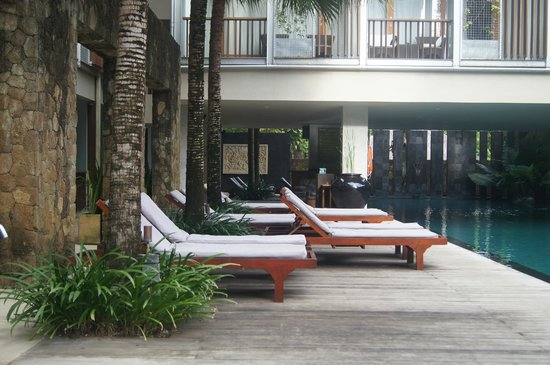 The Haven Bali: Pool-1