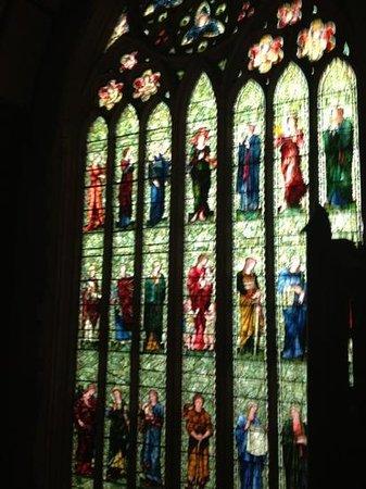 Pitcher & Piano - Nottingham: beautiful windows