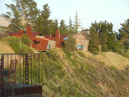 Post Ranch Inn : The cottages