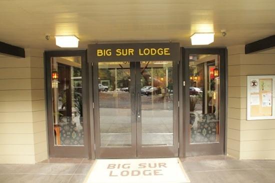 Big Sur Lodge: Ajouter une légende