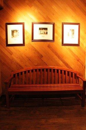 Big Sur Lodge : Ajouter une légende