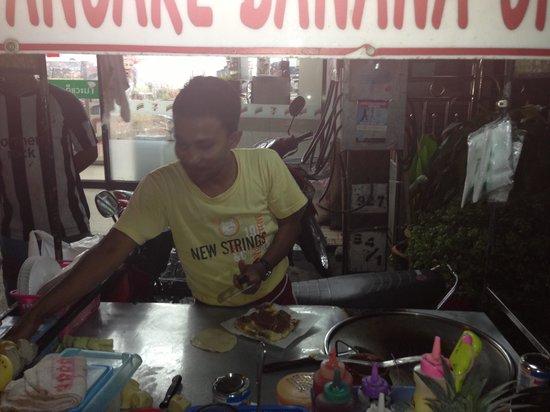 Pancake man- the best!