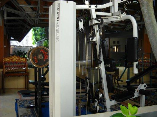 Bali Sorgawi Hotel: Gym