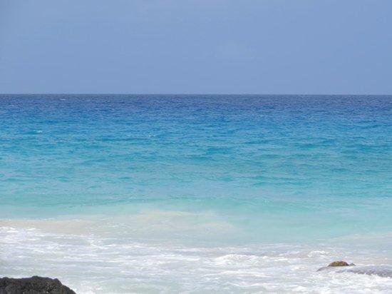Manini'owali Beach (Kua Bay): Warm Water