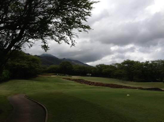 Kahili Golf Course: View 2