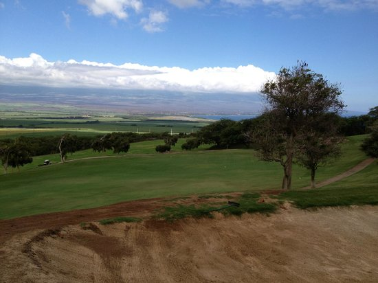 Kahili Golf Course: View 1